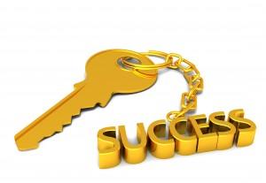کلیدهای کسب موفقیت